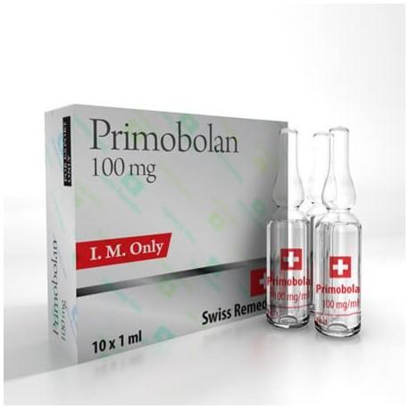 Primobolan 100mg Methenolon Enanthate Swiss Remedies