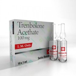 Trenbolone Acethate 100mg Swiss Remedies