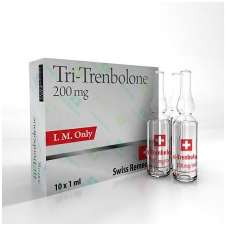 Tri Trembolona Suizo Remedios 200mg