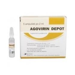 Agovirin Depot 50 mg/2 ml