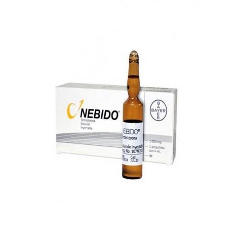 Nebido Bayer (1000 mg/4 ml) 4 ml