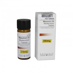 Proviron (Mesviron 25, mesterolone) Genesi
