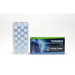 TURINABOL 10mg x100 Sterling Knight
