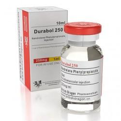 Durabol 100 (nandrolone phenylpropionate), 100 mg/ml (10 ml), British Dragon