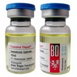 Trenabol Depot (British Dragon) 1000 mg / 10 ml