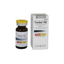Trenbol-100 (trenbolone acetate) injectable, 1000 mg/ 10 ml by Genesis