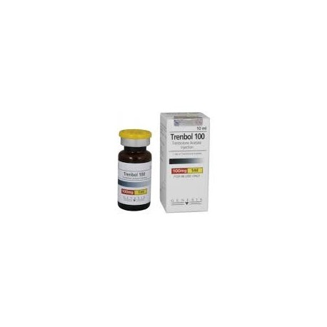 Trenbol-100 (acetato di trenbolone) iniettabili, 1000 mg/ 10 ml da Genesi