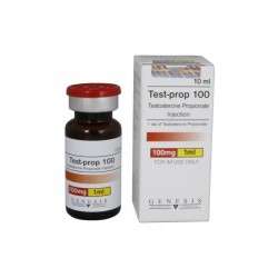 Test-Prop 100 (testosterone propionato) 1000 mg / 10 ml da Genesi