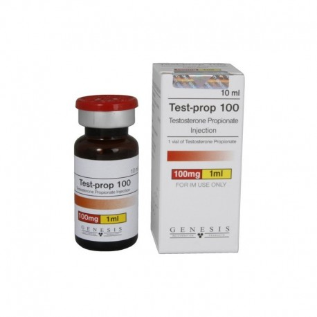 Test-Prop 100 (testosterone propionate) 1000 mg / 10 ml by Genesis