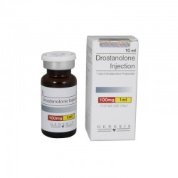 Drostanolone propionato (Masteron) iniettabili, 1000 mg / 10 ml da Genesi