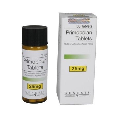 Primobolan Compresse Genesi 50 tabs / 25 mg