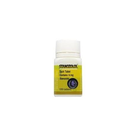 Stanozolol 10 mg La Pharma