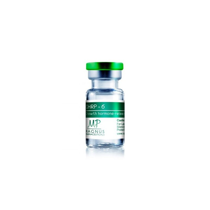 GHRP-6 Magnus Pharmaceuticals Peptide Magnus